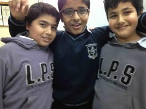 LPJ pupils